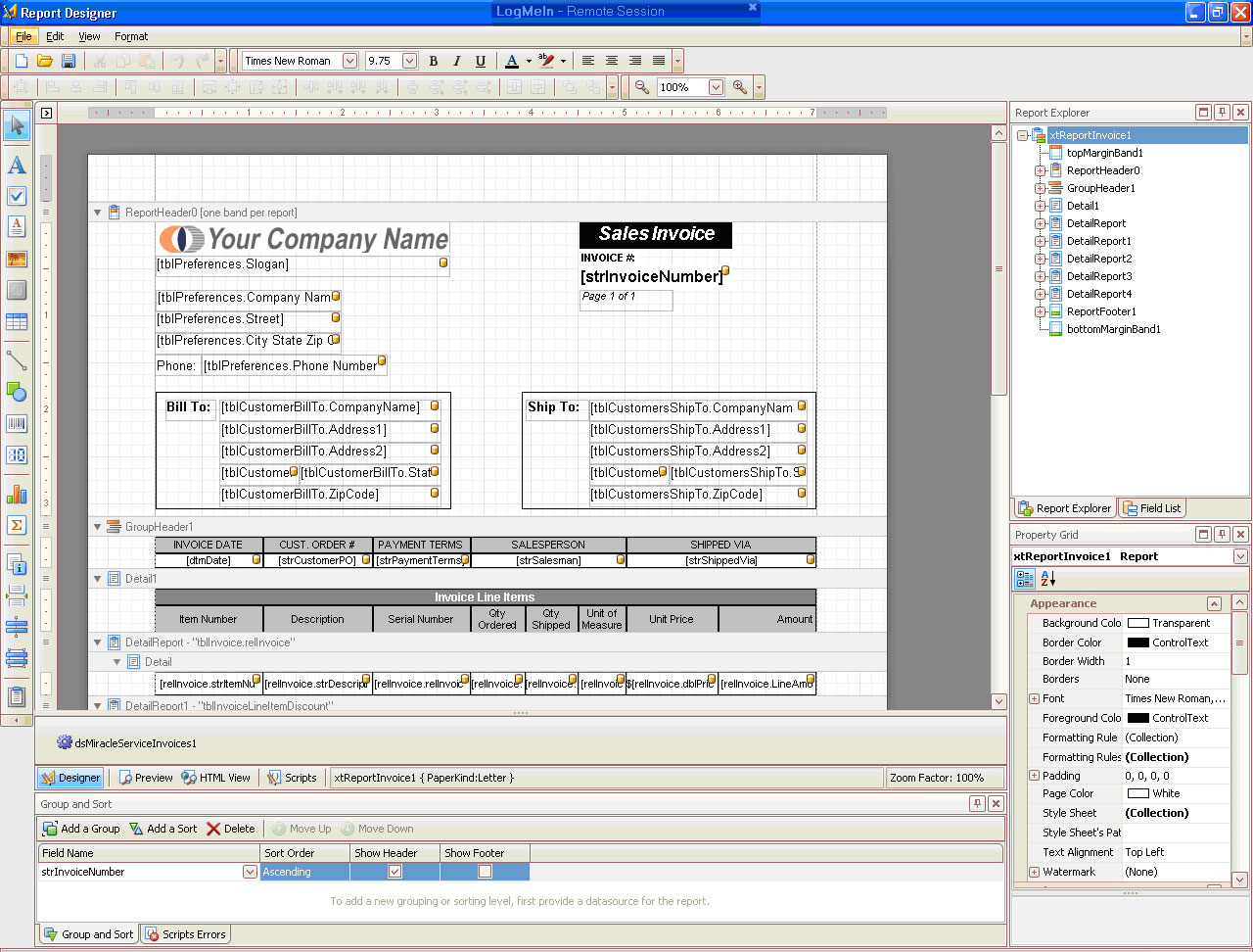 Field service report software miracle service for Innenraum designer programm